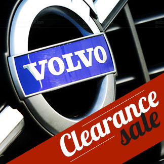Volvo clearance sale home