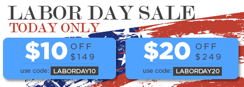Labor day sale product